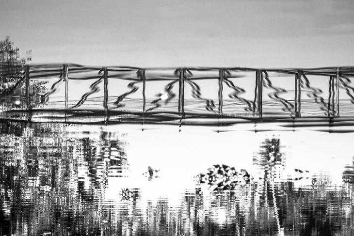 "Reflet ""Nature and Bridge"" - Inde"