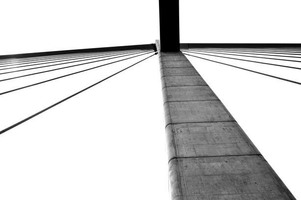 Detail of a bridge - Vietnam