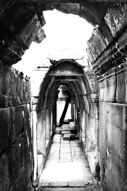 Temple d'Angkor n°3 - Cambodge