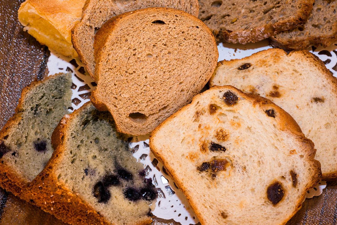 Les pains et gâteaux