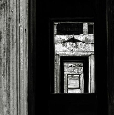 Temple d'Angkor n°1 - Cambodge