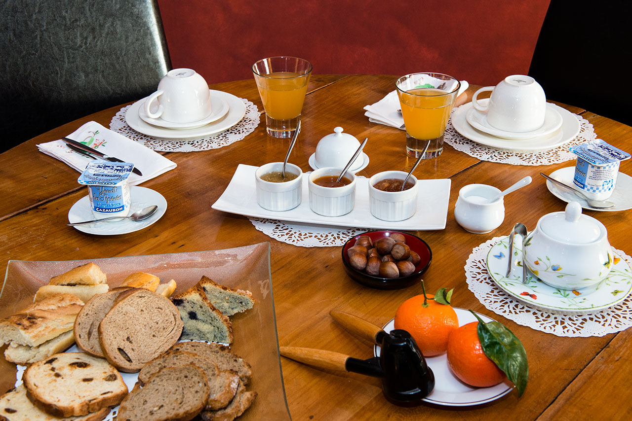"Petits-déjeuners ""maison"""