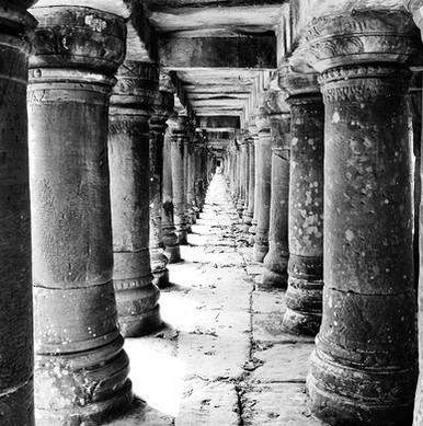 Temple d'Angkor n°4 - Cambodge