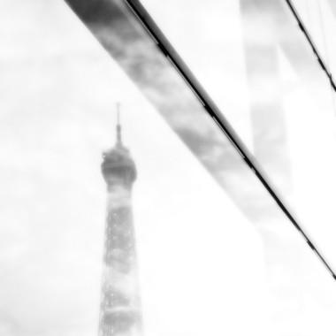 Tour Eiffel - Quai Branly