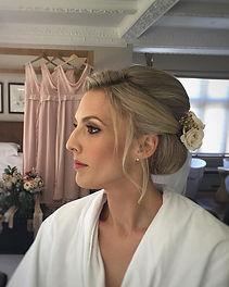 Beautiful Emma getting ready at _foxhill