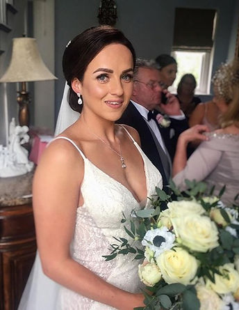 Stanbrook Abbey Bride