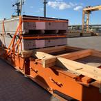 Delogis – в лидерах по перевозкам негабаритных грузов на Flatrack