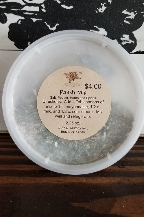Honeysuckle Hill's Ranch Mix