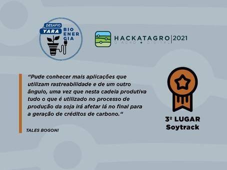 Blockchain foi o diferencial para garantir o terceiro lugar no Desafio Yara