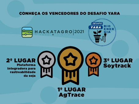 Startup AgTrace vence o Desafio Yara