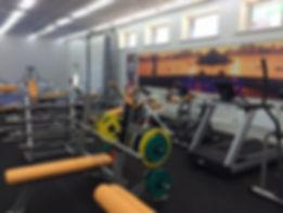 Тренажерный зал Хабаровск