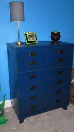 dresser after refinishing