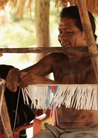 Pindjô kangô oicõ djã nho meókà I Cocar de Canudo