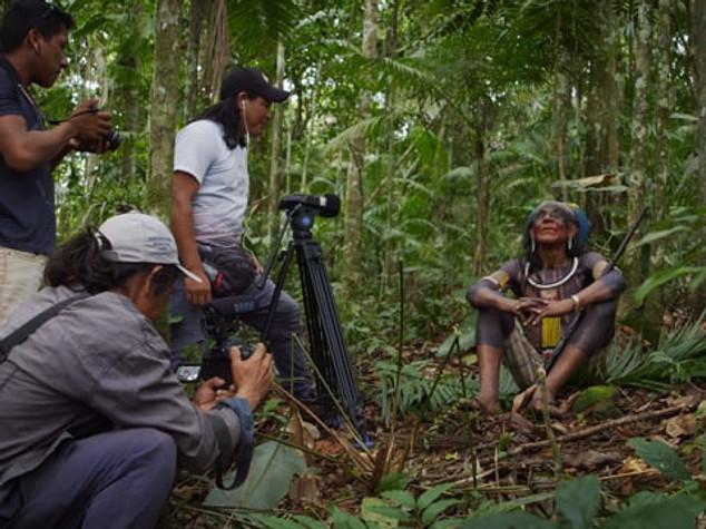 """Base no Xingu_""""Kamoktidjam"""""""