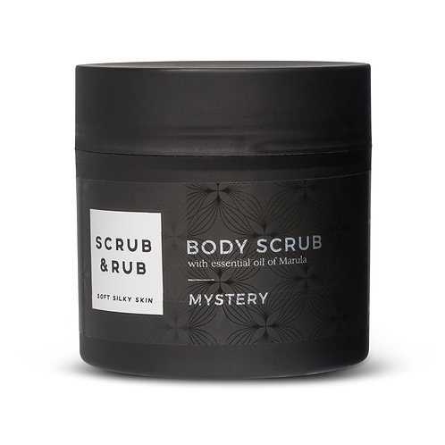 Scrub & Rub Body Scrub Mystery 200ml
