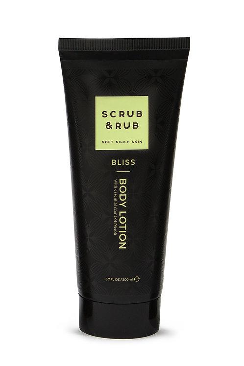 Scrub & Rub Body Lotion Bliss 200ml