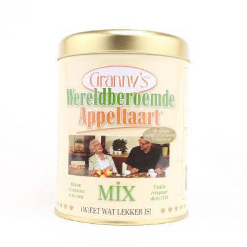 Granny's Wereldberoemde Appeltaartmix (2stks per blik)