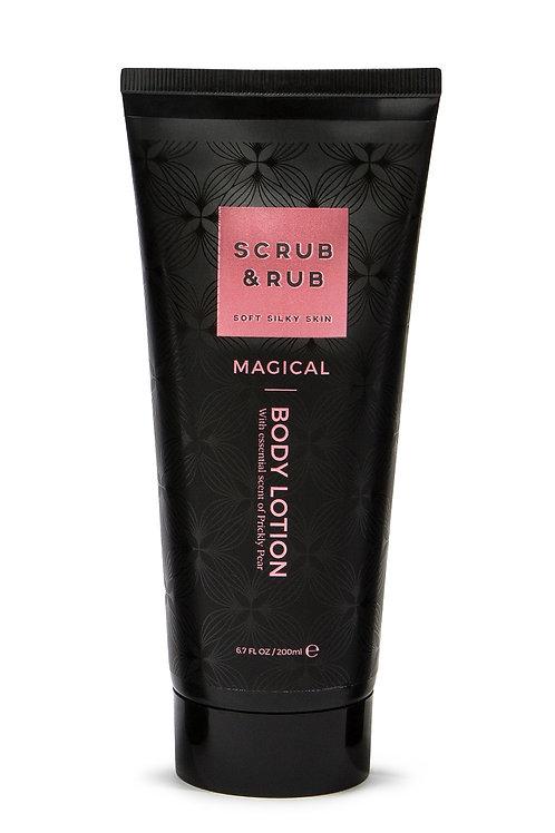 Scrub & Rub Body Lotion Magical 200ml