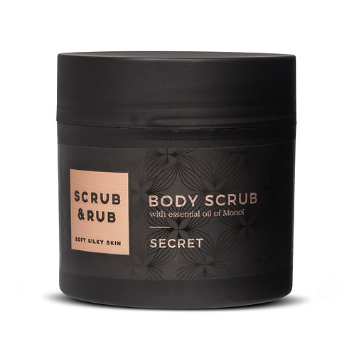 Scrub & Rub Body Scrub Secret 200ml