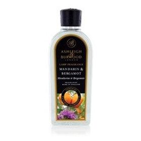 Mandarin & Bergamot