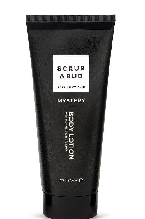 Scrub & Rub Body Lotion Mystery 200ml