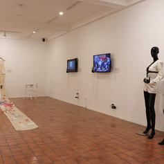 Views of the exhibition at the Cultural Center of Spain, 2019