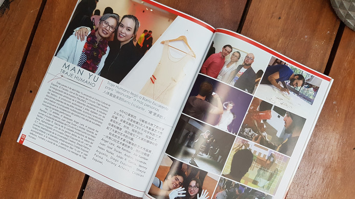 Human suit. Magazine 168