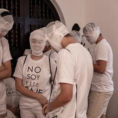 Preparación de los participantes