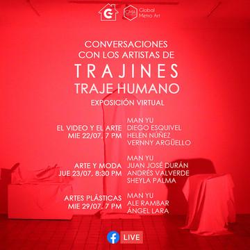 Conversations between artists