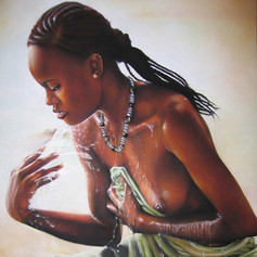 WOMAN AND WATER | MUJER Y AGUA