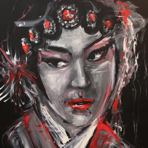 OPERA RAW (PAINTED IN LIVE ART SHOW) | CRUDA ÓPERA (PINTADA EN ARTE EN VIVO)