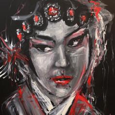 OPERA RAW (PAINTED IN LIVE ART SHOW)   CRUDA ÓPERA (PINTADA EN ARTE EN VIVO)