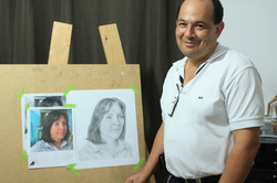 Art workshops Taller de pintura