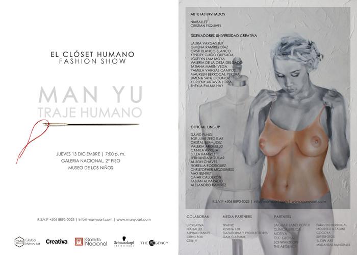 Desfile de modas El Clóset Humano