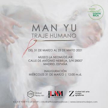 Human Suit in Spain