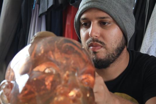 Ángel Lara, artista TH invitado