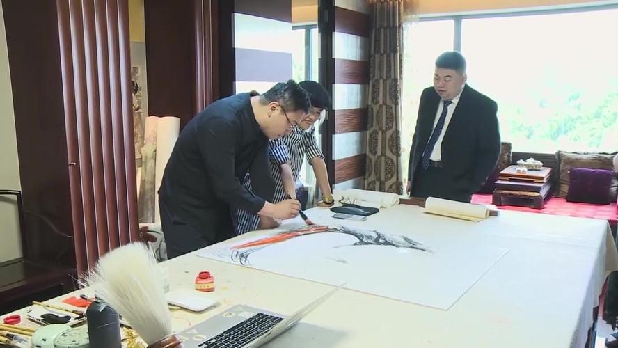 Sello Conmemorativo China - Costa Rica: the making of