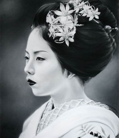THE GEISHA | LA GEISHA