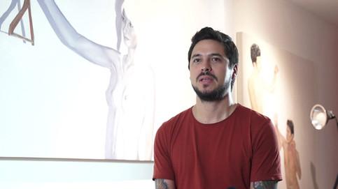 Diego Esquivel, guest TH artist