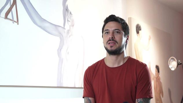 Diego Esquivel, artista TH invitado