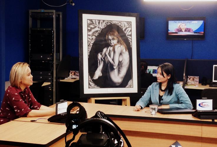 Man Yu en Navégalo TV