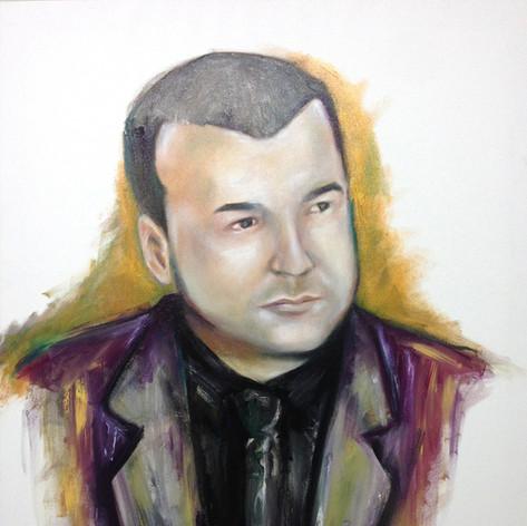 LEO (PAINTED IN LIVE ART SHOW) | LEO (PINTADO EN ARTE EN VIVO)
