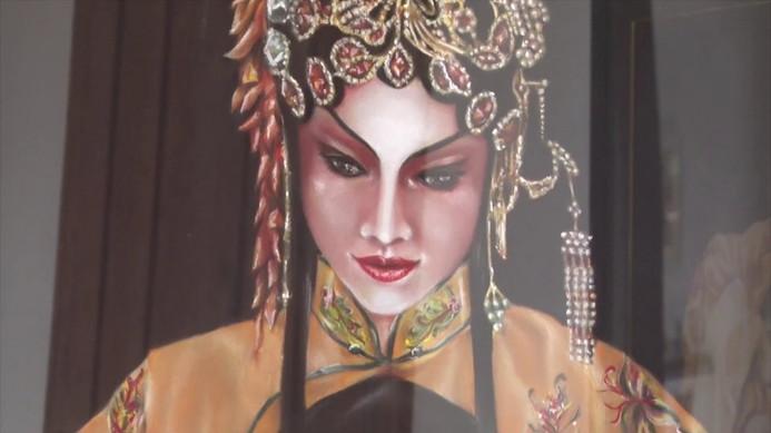 Man Yu en Historias de la Montaña de Oro