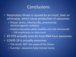 Exosome conclusions