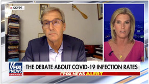 Dr Scott Jensen With Laura Ingraham | The Ridiculous CDC Guidelines
