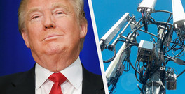 "Donald Trump Signs The ""Secure 5G and Beyond Act of 2020″ Into Law"