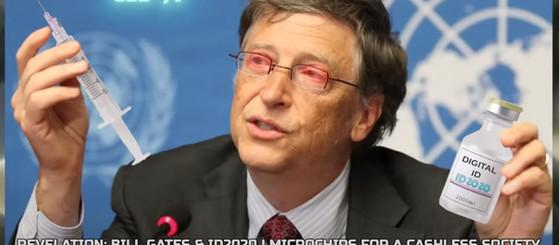 Revelation: Bill Gates & ID2020 | Microchips, Cashless Society 666 | Microsoft Cryptocurrency Patent