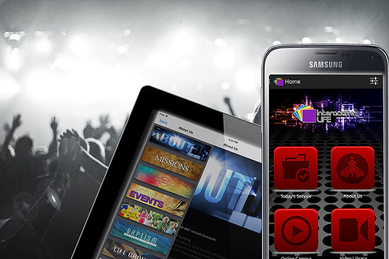Incredible Mobile Church Apps