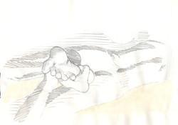8. P. Alviti, studio di donna#8, 2008, matita e pastello su carta, cm28x21cm.jpg