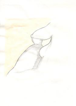 15. P. Alviti, studio di donna#15, 2008, matita e pastello su carta, cm21x28cm.j